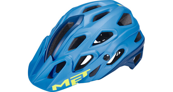 MET Lupo - Casque - bleu